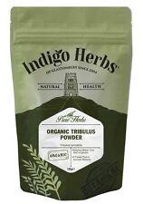 BIO Tribulus Terrestris Pulver - 100g - Indigo Herbs