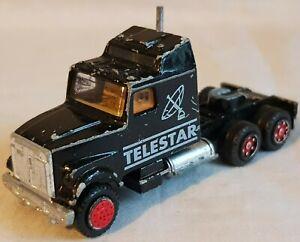 Rare Vintage MAJORETTE TELESTAR TRUCK