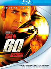 Gone in 60 Seconds (Blu-ray Disc, 2006) - NEW!!