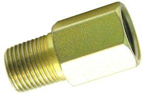 Single Brake Master Cylinder Line Adapter Fitting 1960-1966 Mopar A, C, B Models