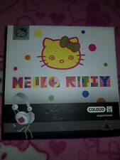 NEU 2011 Coloud Hello Kitty Headphones Kopfhörer comic collectible neon OVP