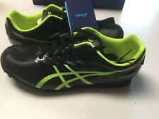 New listing Asics Men's Hyper Ld 5 Track Shoes Nib, Includes Spikes G404Y - Size 7 1/2 Us