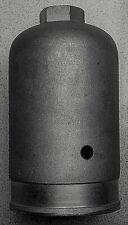 Schutzkappe für Gasflaschen - verzinkt  ISO 11117 - Gasflaschenkappe, Stahlkappe