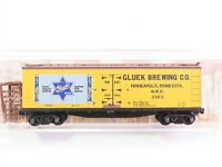 N Scale Micro-Trains 04900660 NRC Gluek Brewing Beer 40' Reefer #3353