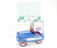 New Hallmark Kiddie Car Classics 1958 Murray Champion Pedal Car Qhg9041 Mib