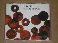PLACEBO - SLAVE TO THE WAGE - CD SINGOLO COME NUOVO (MINT)