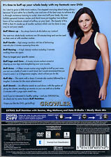 DAVINA - BODY BUFF DVD - AEROBIC EXERCISE ABS TONE FITNESS YOGA KEEP FIT WORKOUT