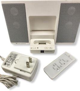 Altec Lansing InMotion Im3c Portable Audio System for 1st Generation iPod Remote