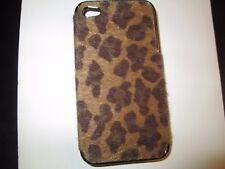 Hard Shell Phone Case for iPhone 4/4S, Leopard Print, NIB