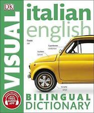 Italian English Bilingual Visual Dictionary (DK Bilingual Dictionaries) by DK |