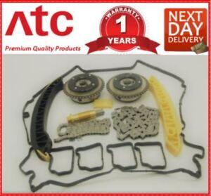 Mercedes Timing Chain Kit & VVT Gears C Class C180 C200 Kompressor M271 02 to 09