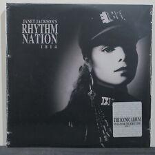 JANET JACKSON 'Rhythm Nation 1814' Gatefold Vinyl 2LP NEW/SEALED
