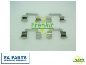 Accessory Kit, disc brake pads for CITROËN FIAT LANCIA FRENKIT 901231