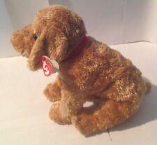 """Golden Retriever Pup - Plush - 9"""" High"""