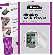 3x Mitac Mio Cyclo 100 Schutzfolie klar Displayschutzfolie Folie Display Schutz