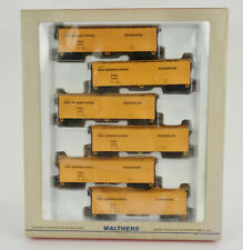 WALTHERS HO SCALE 932-954 FRUIT GROWERS EXPRESS ICE 40' WOOD REEFER 6-PACK