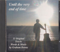Minor Miracle Until The Very End Of Time CD Christian Rock Graham Denny