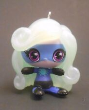 CUSTOM Ornament Made From Monster High Minis Power Ghouls Twyla Mini Series 1