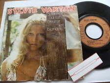 SYLVIE VARTAN 1975 > LA LETTRE < 45rpm 7ins JUKEBOX VINYL