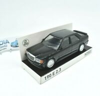 Model Car Mercedes 190 Scale 1/43 diecast NOREV vehicles road Black