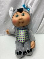 "Cabbage Patch Kids Collectible Cuties Doll Zoo Friends Frankie Koala 9"" EUC"