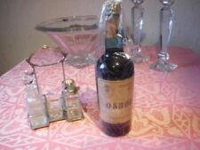 Old Osborne tres ceros 000 anno 1930 Brandy Cognac verry rar Antique Collectibl