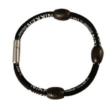 Nikken PowerBand TriPhase® Magnetic Bracelet...Sz. Regular...Plus Free CM Cream