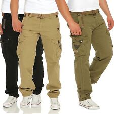 Geographical Norway PARAPENTE lange Cargo Hose Freizeit Outdoor Trousers S-XXL