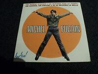 """CD SINGLE 4 TITRES """"UN MORAL D'ACIER"""" Michel FUGAIN"""