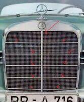 Gray Loop Carpet Kit For Mercedes Ponton W120 W121 180//180D 1953-1957