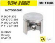 8541121 PISTONE MOTOSEGA ALPINA CASTELGARDEN CASTOR 360 370 390 410 Ø 39 mm
