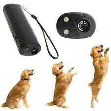 New listing Ultrasonic Handheld Anti Barking Dogs Repeller Train Control Devices Training