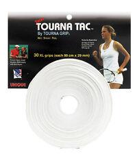 Tourna Tac XL Pro 30 pack tennis racquet racket over grip - badminton squash
