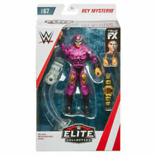Rey Mysterio WWE Elite Series 67 Action Figure Toy **BRAND NEW**