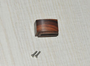 Closed Wood Body For Denon DL103 DL103R Cartridge Pickup Rosewood