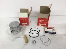 Yamaha RT1 STD Piston And Rings Set Standard Bore RT-1