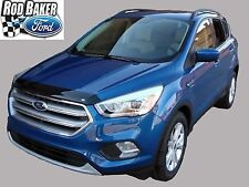 2017 Ford Escape Hood Protector by Lund - Aeroskin Ford Genuine Accessory