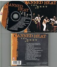 Canned Heat ‎– The Best Of CD 1997