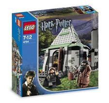LEGO 4754 - HARRY POTTER - Hagrid's Hut (2nd edition) - 2004 - w/ BOX