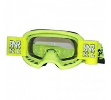 Rip - and - Roll RNR Colossus Xl OFF Motocross Gafas Amarillo Neón Enduro 36mm
