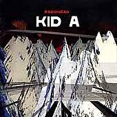 Radiohead, Kid A, Very Good, Audio CD