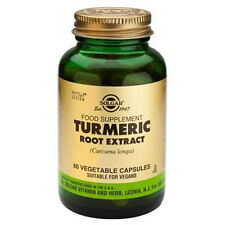Solgar Turmeric Root Extract SFP 60 Vegicaps