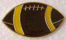 Hat Lapel Pin sports Football NEW
