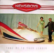 Newsboys - take me to your leader CD
