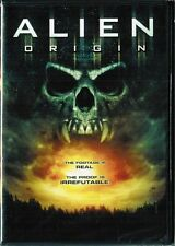 Alien Origin (DVD, 2013) The Footage is Real...The Proof is Irrefutable, New