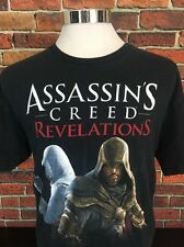 Assassin's Creed Revelations Short Sleeve Original T-Shirt Size Large