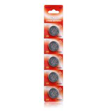 100PCS Li-ion 3V CR2032 DL2032 ECR2032 5004LC 3 Volt Button Cell Battery