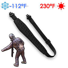 Blend-In Ultimate Grip Anti-Slip Crossbow Shotgun Rifle Sling (Black)