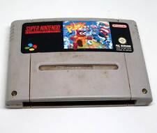 Super Nintendo Spiel Game Modul SNES - Plok