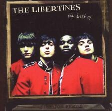 THE LIBERTINES -Time for Héroes (The Best Of) NUEVO CD